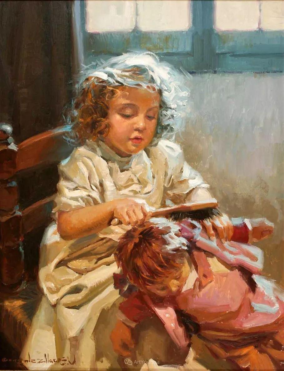 西班牙画家Juan Gonzalez Alacreu插图16