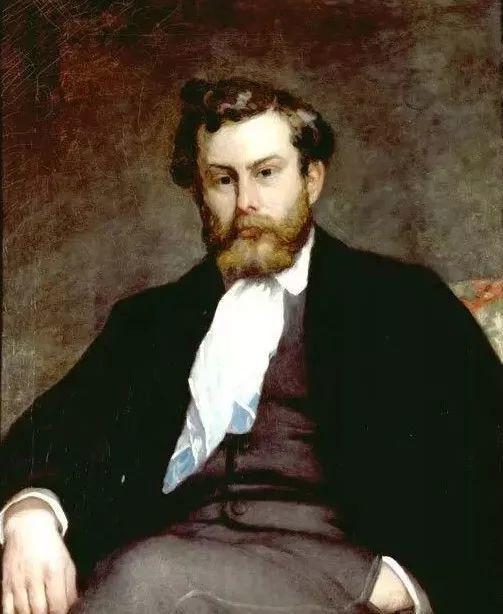 """风景画圣手,印象派""""七星""""中璀璨的明珠,英国画家Alfred Sisley插图1"""
