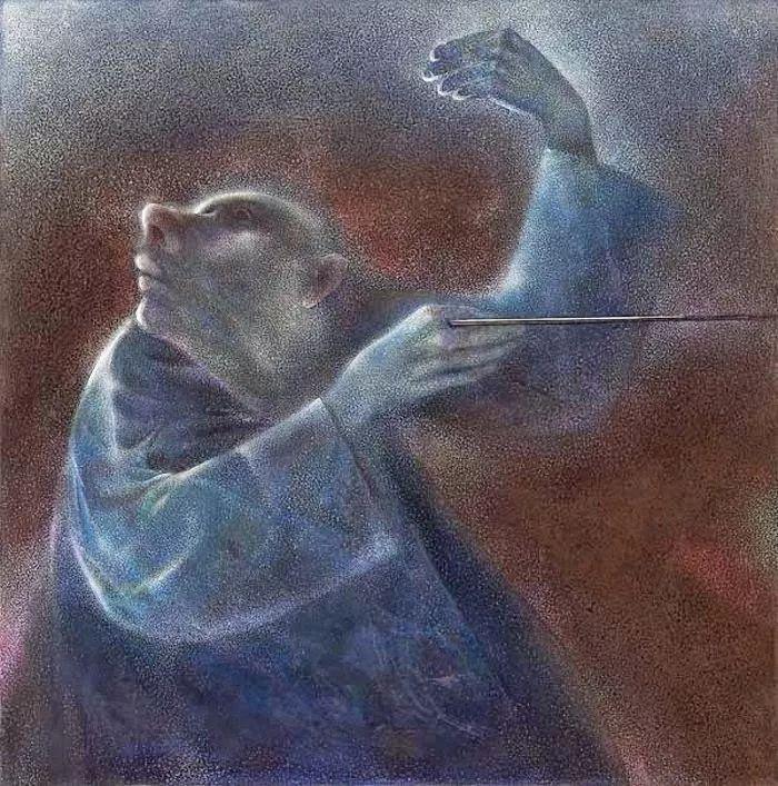 超现实主义 俄罗斯画家Andrey Aranyshev插图45