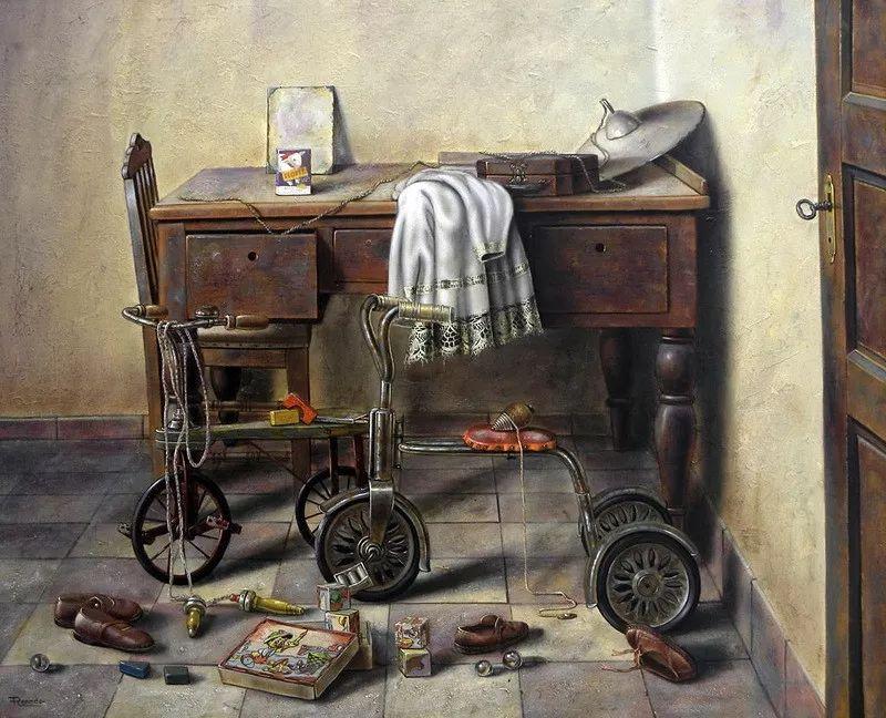 怀旧的时光,回不去的记忆定格成为永恒,西班牙Ricardo Renedo插图9