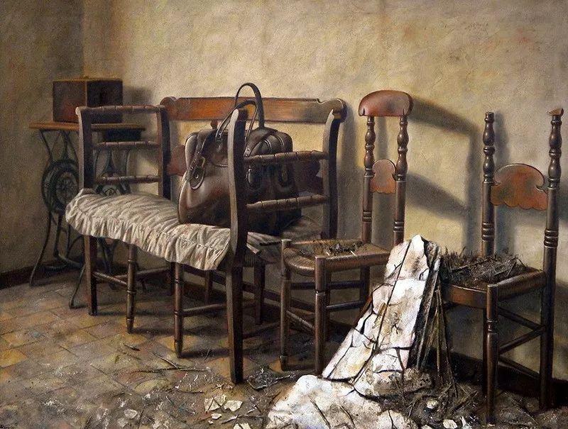 怀旧的时光,回不去的记忆定格成为永恒,西班牙Ricardo Renedo插图11