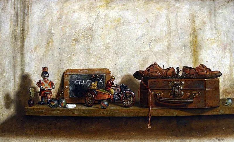 怀旧的时光,回不去的记忆定格成为永恒,西班牙Ricardo Renedo插图13