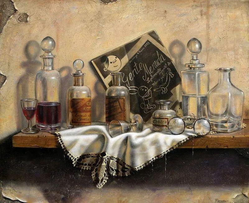 怀旧的时光,回不去的记忆定格成为永恒,西班牙Ricardo Renedo插图17