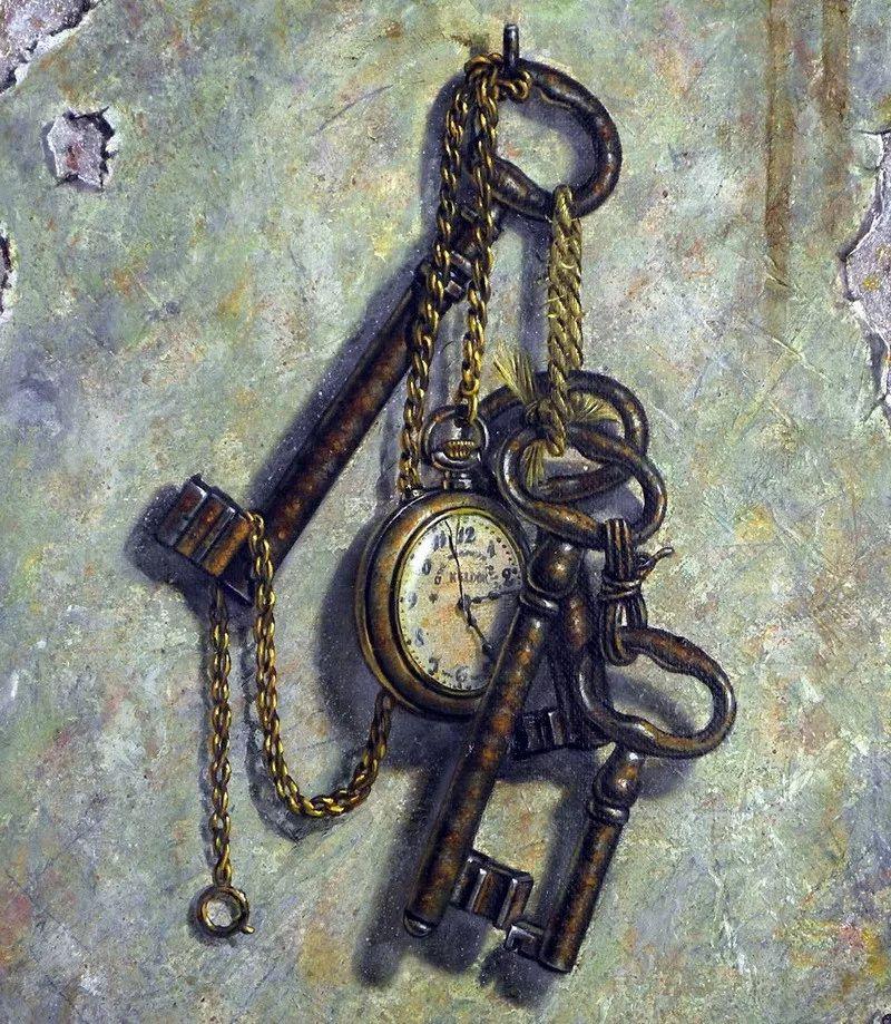 怀旧的时光,回不去的记忆定格成为永恒,西班牙Ricardo Renedo插图71