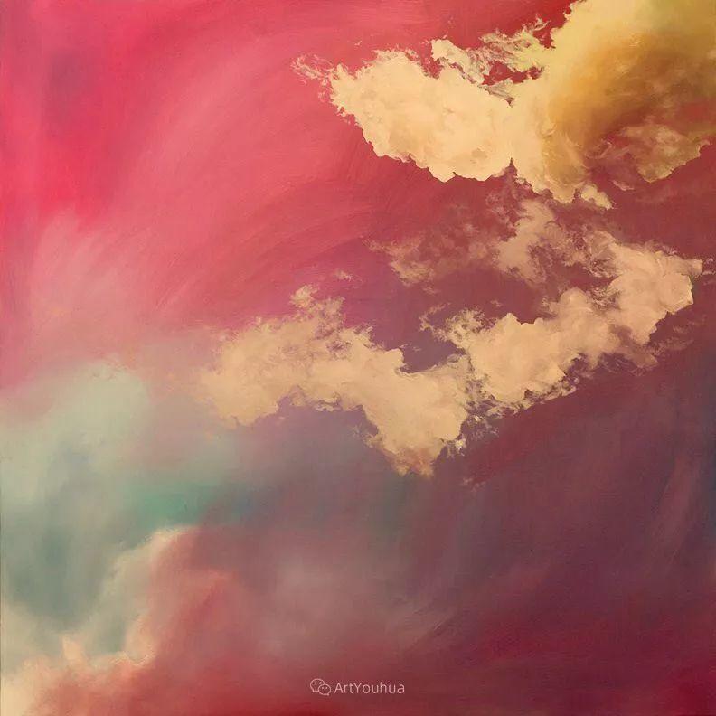 天空,是充满神秘的灵感,十年执着于画一朵云——伊恩·费舍尔插图1