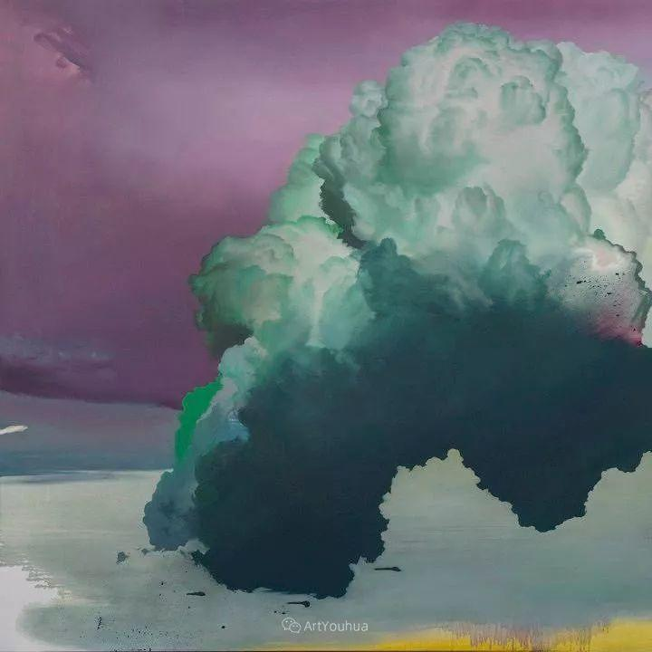 天空,是充满神秘的灵感,十年执着于画一朵云——伊恩·费舍尔插图5