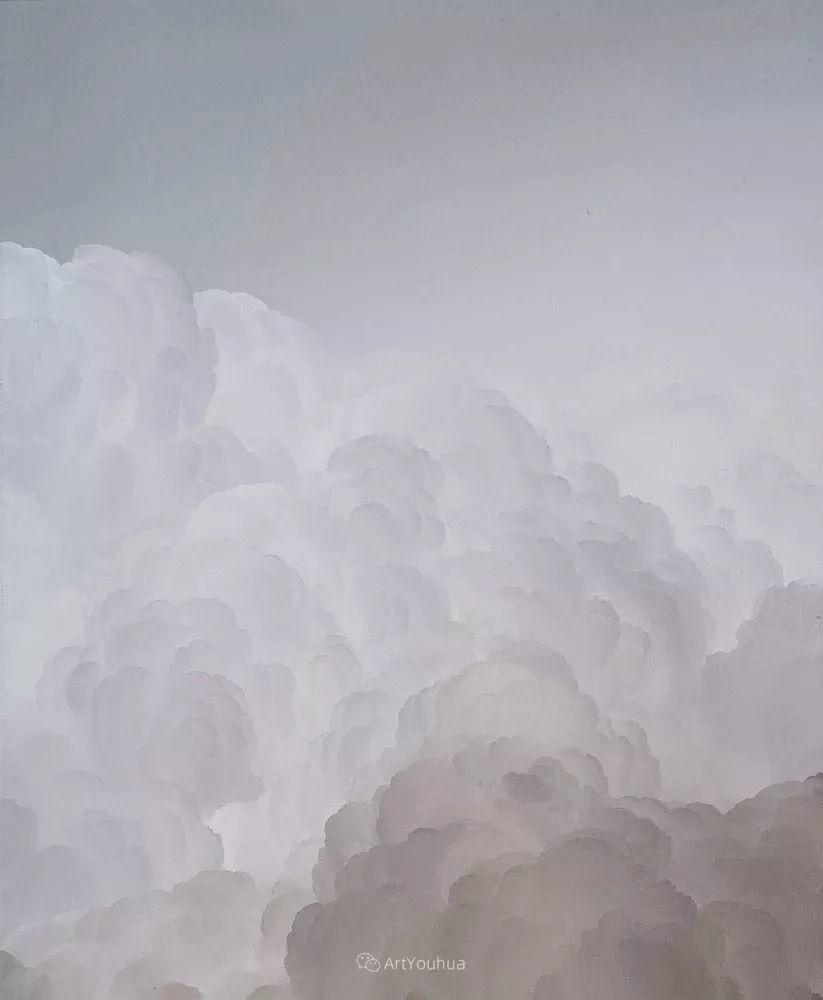 天空,是充满神秘的灵感,十年执着于画一朵云——伊恩·费舍尔插图8