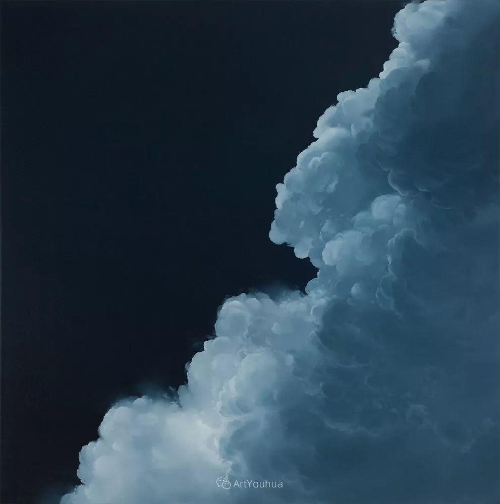 天空,是充满神秘的灵感,十年执着于画一朵云——伊恩·费舍尔插图13