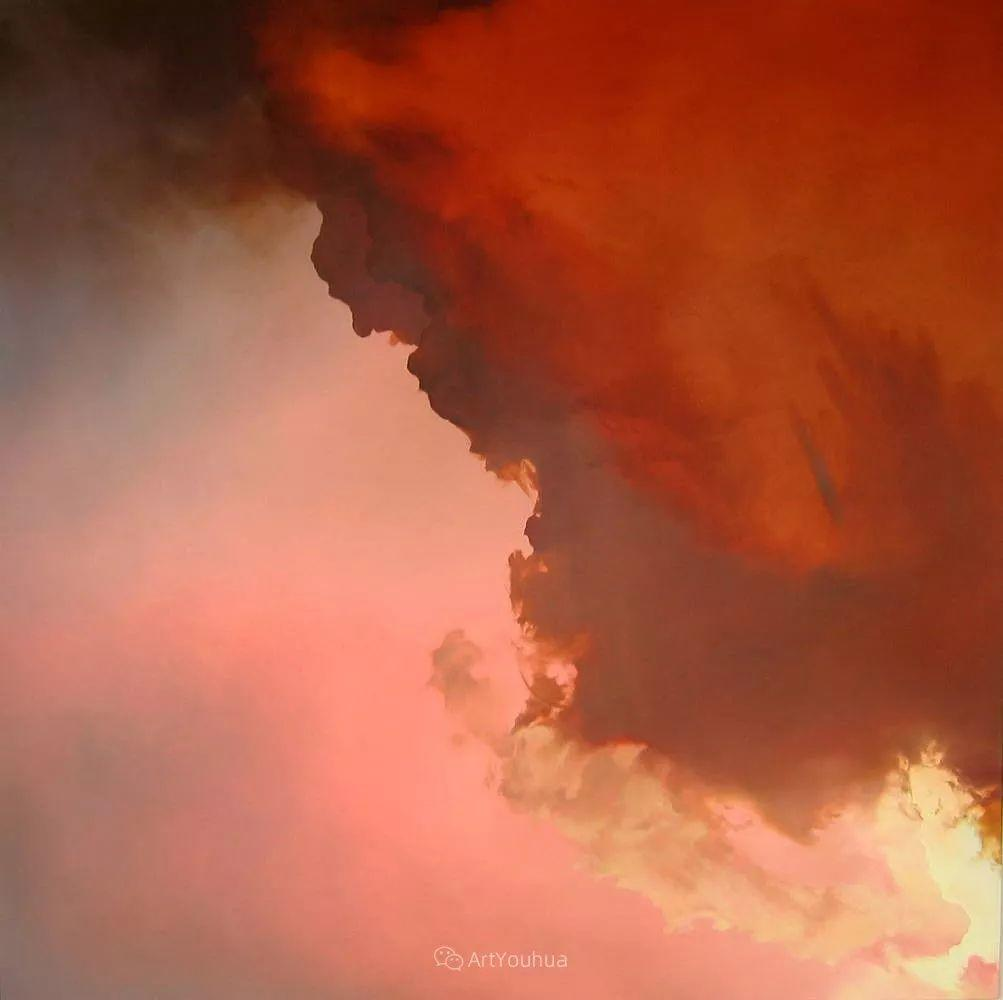 天空,是充满神秘的灵感,十年执着于画一朵云——伊恩·费舍尔插图14