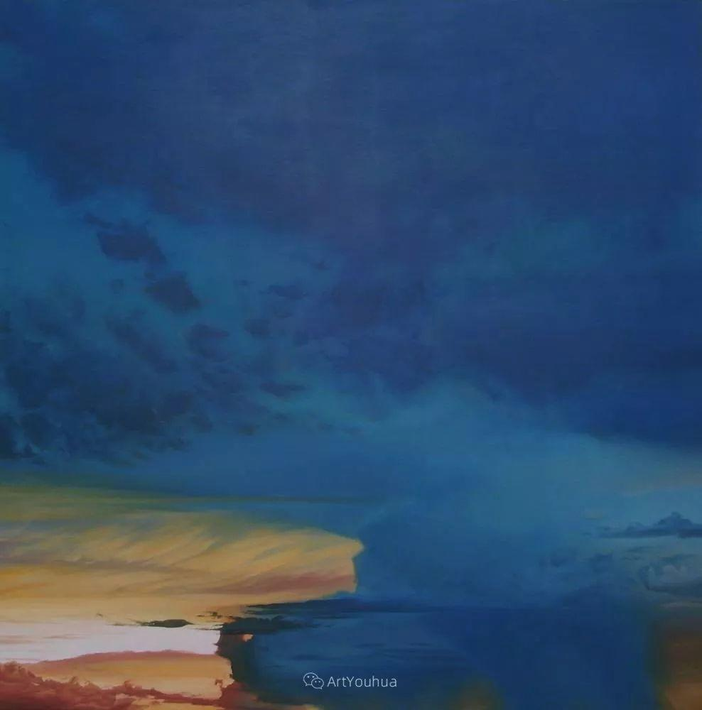 天空,是充满神秘的灵感,十年执着于画一朵云——伊恩·费舍尔插图15