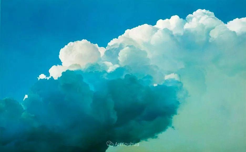 天空,是充满神秘的灵感,十年执着于画一朵云——伊恩·费舍尔插图16