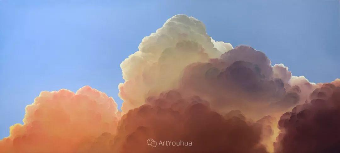 天空,是充满神秘的灵感,十年执着于画一朵云——伊恩·费舍尔插图18