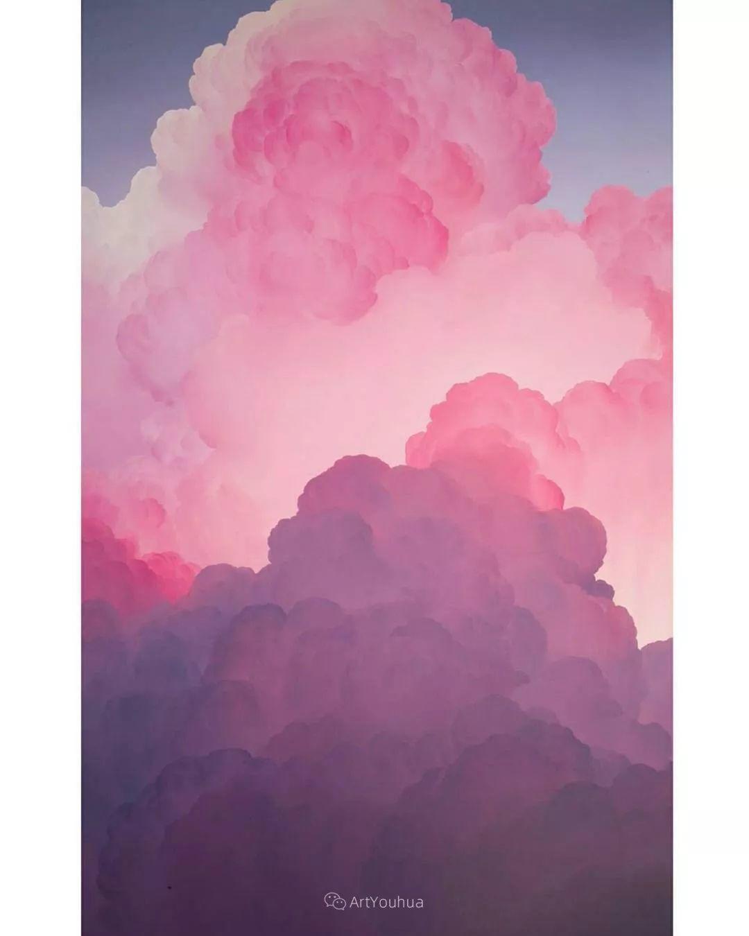 天空,是充满神秘的灵感,十年执着于画一朵云——伊恩·费舍尔插图19