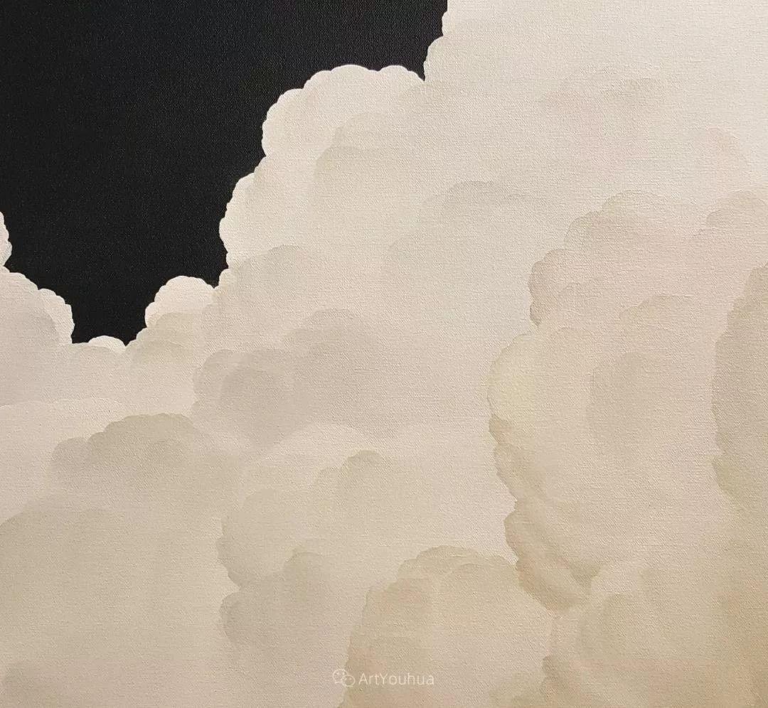 天空,是充满神秘的灵感,十年执着于画一朵云——伊恩·费舍尔插图21