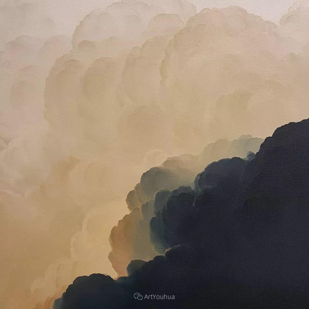 天空,是充满神秘的灵感,十年执着于画一朵云——伊恩·费舍尔插图22