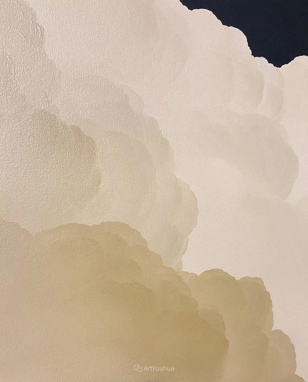 天空,是充满神秘的灵感,十年执着于画一朵云——伊恩·费舍尔插图23