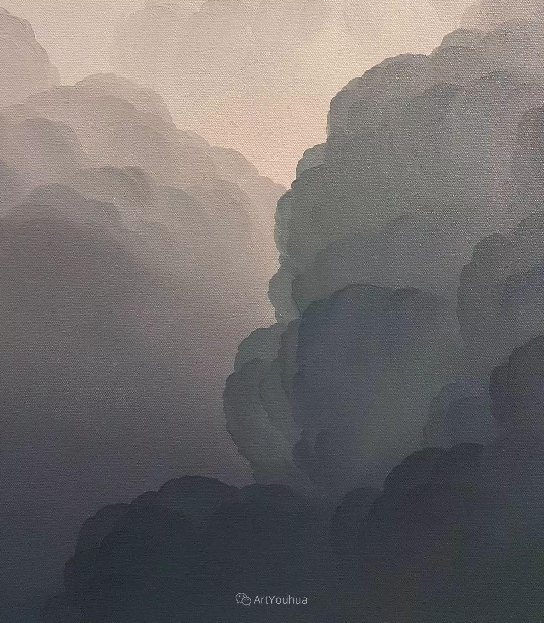 天空,是充满神秘的灵感,十年执着于画一朵云——伊恩·费舍尔插图24