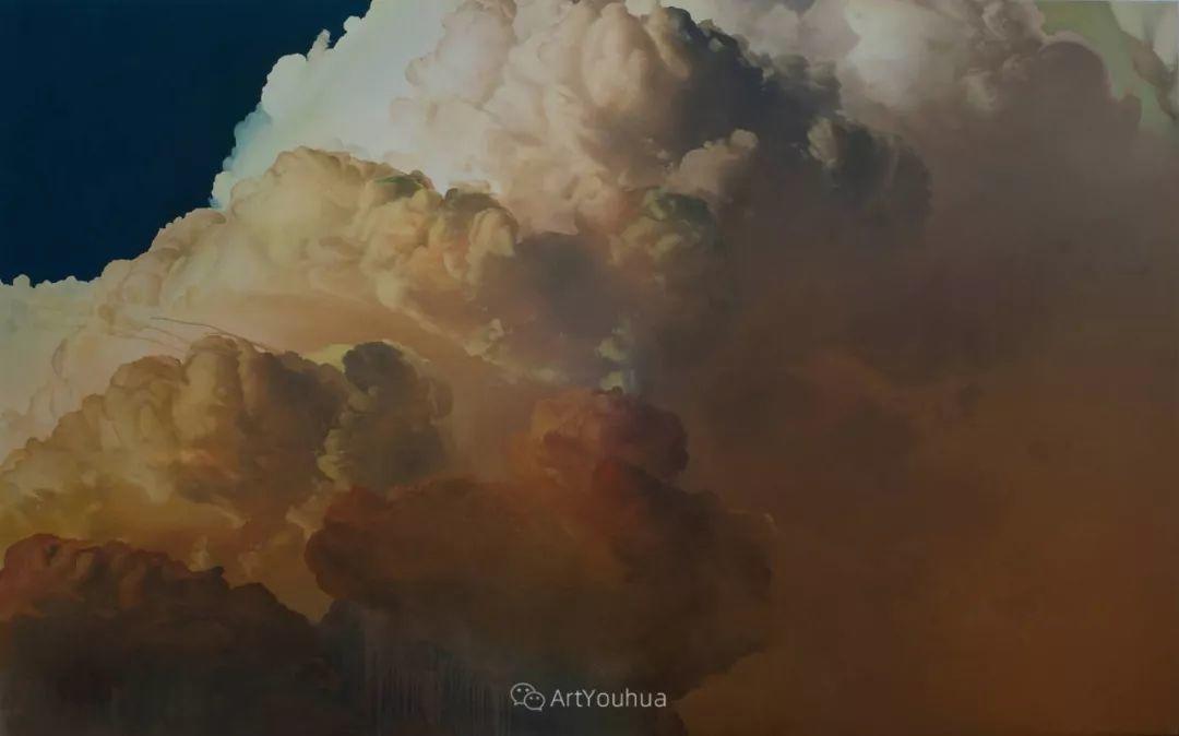 天空,是充满神秘的灵感,十年执着于画一朵云——伊恩·费舍尔插图25