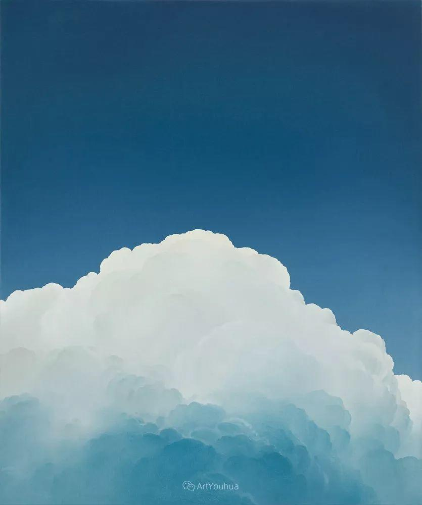 天空,是充满神秘的灵感,十年执着于画一朵云——伊恩·费舍尔插图26