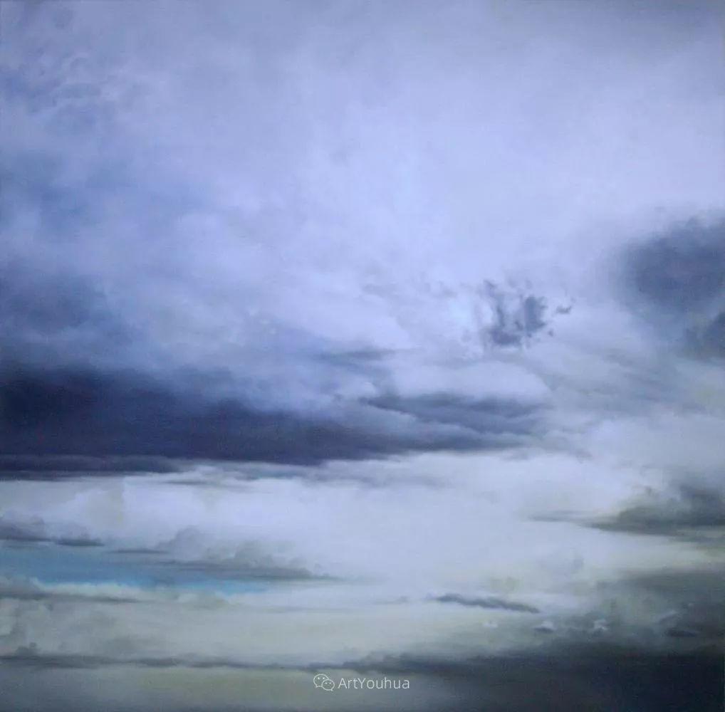天空,是充满神秘的灵感,十年执着于画一朵云——伊恩·费舍尔插图27
