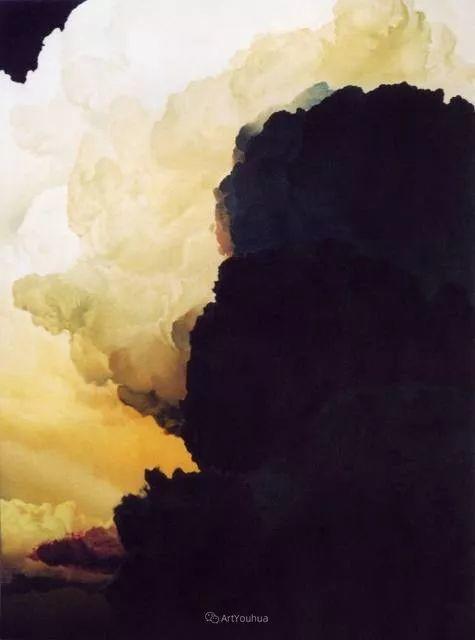 天空,是充满神秘的灵感,十年执着于画一朵云——伊恩·费舍尔插图28