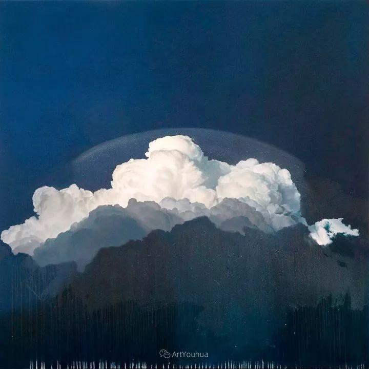 天空,是充满神秘的灵感,十年执着于画一朵云——伊恩·费舍尔插图29