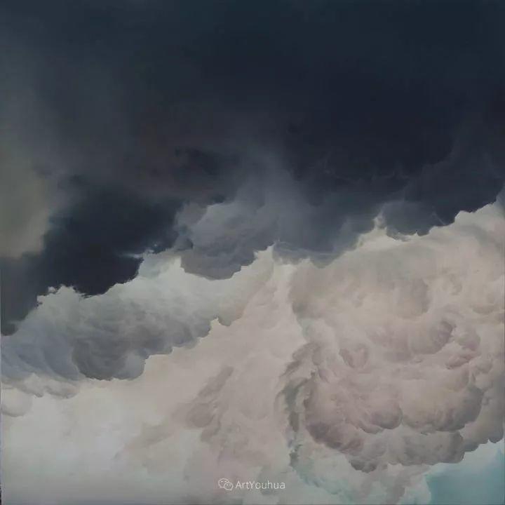 天空,是充满神秘的灵感,十年执着于画一朵云——伊恩·费舍尔插图30