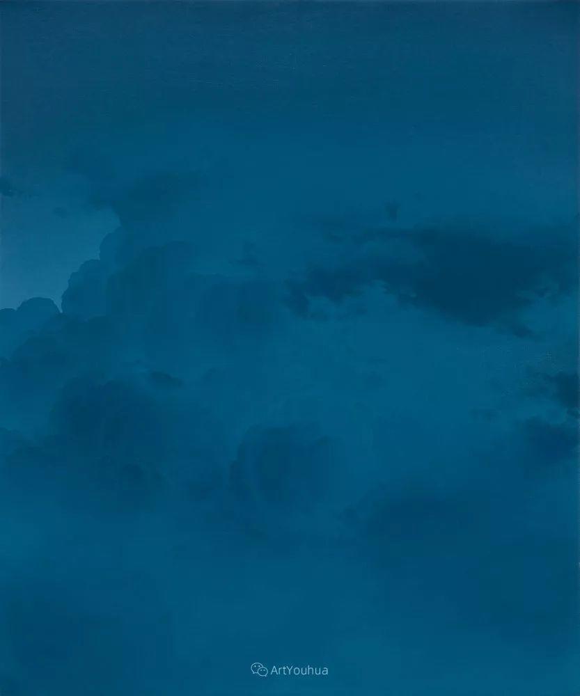 天空,是充满神秘的灵感,十年执着于画一朵云——伊恩·费舍尔插图31