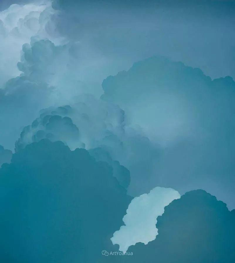 天空,是充满神秘的灵感,十年执着于画一朵云——伊恩·费舍尔插图33