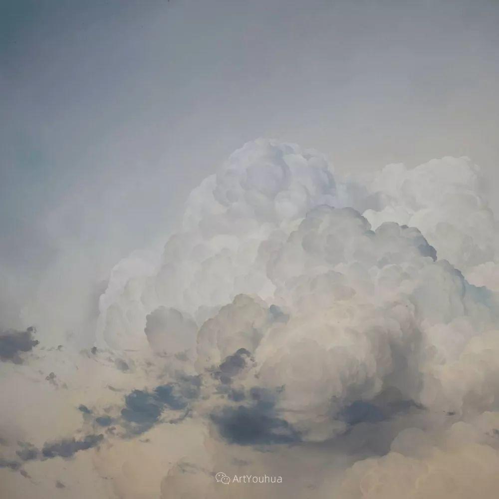 天空,是充满神秘的灵感,十年执着于画一朵云——伊恩·费舍尔插图34