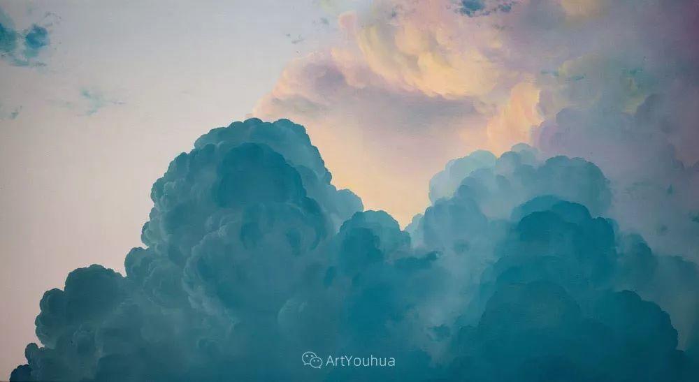 天空,是充满神秘的灵感,十年执着于画一朵云——伊恩·费舍尔插图35