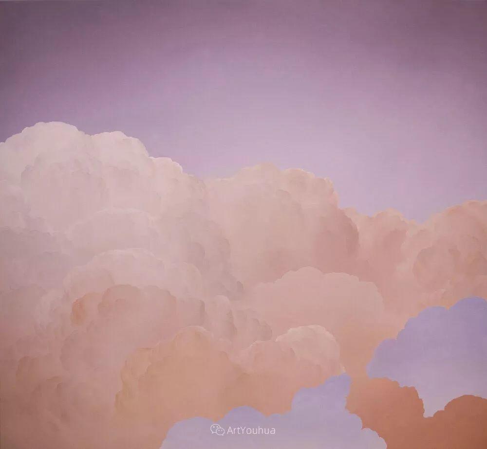 天空,是充满神秘的灵感,十年执着于画一朵云——伊恩·费舍尔插图36