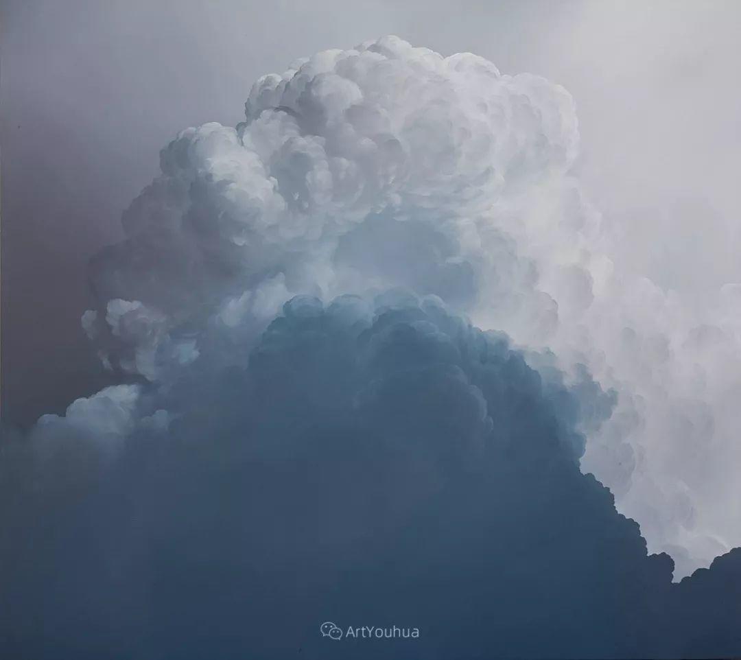 天空,是充满神秘的灵感,十年执着于画一朵云——伊恩·费舍尔插图37