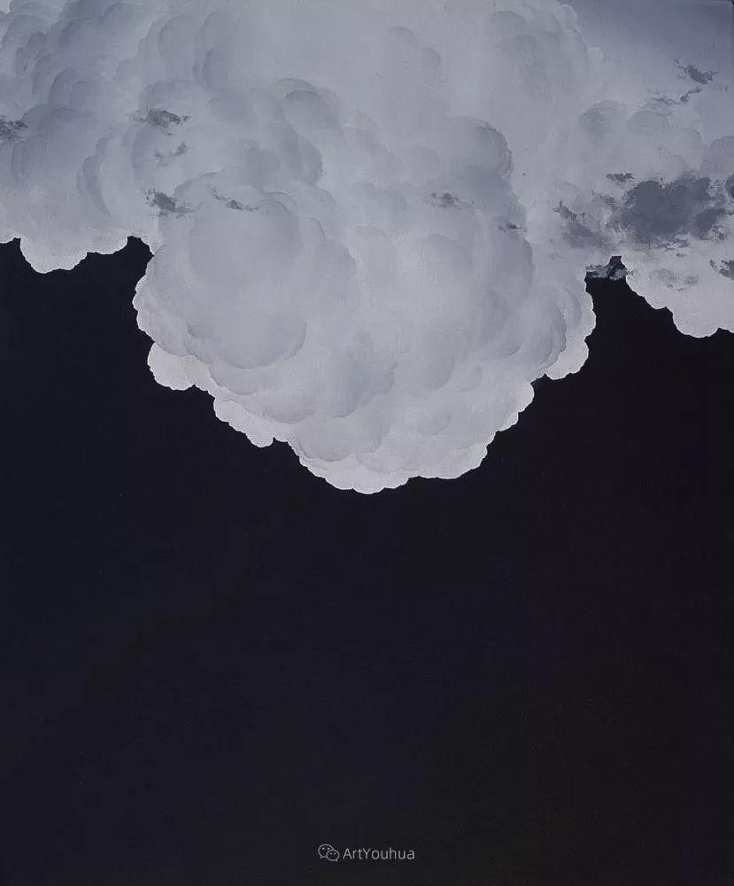 天空,是充满神秘的灵感,十年执着于画一朵云——伊恩·费舍尔插图38