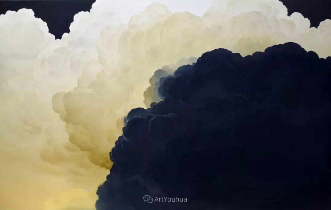 天空,是充满神秘的灵感,十年执着于画一朵云——伊恩·费舍尔插图41