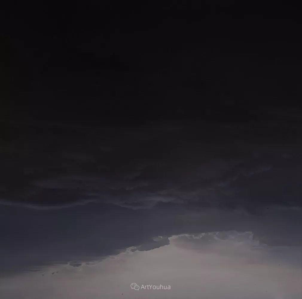 天空,是充满神秘的灵感,十年执着于画一朵云——伊恩·费舍尔插图43