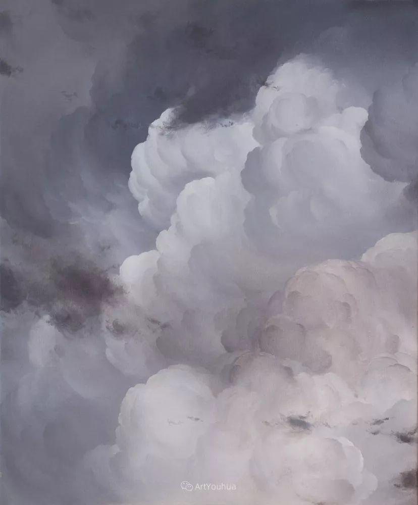 天空,是充满神秘的灵感,十年执着于画一朵云——伊恩·费舍尔插图44