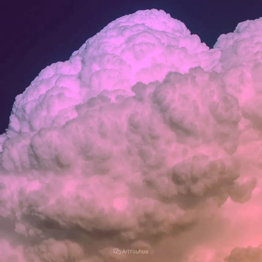 天空,是充满神秘的灵感,十年执着于画一朵云——伊恩·费舍尔插图47