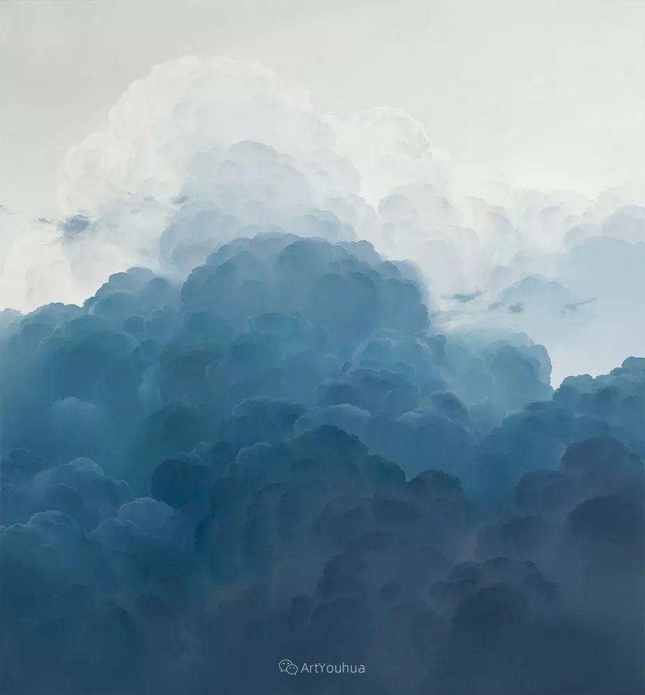天空,是充满神秘的灵感,十年执着于画一朵云——伊恩·费舍尔插图48