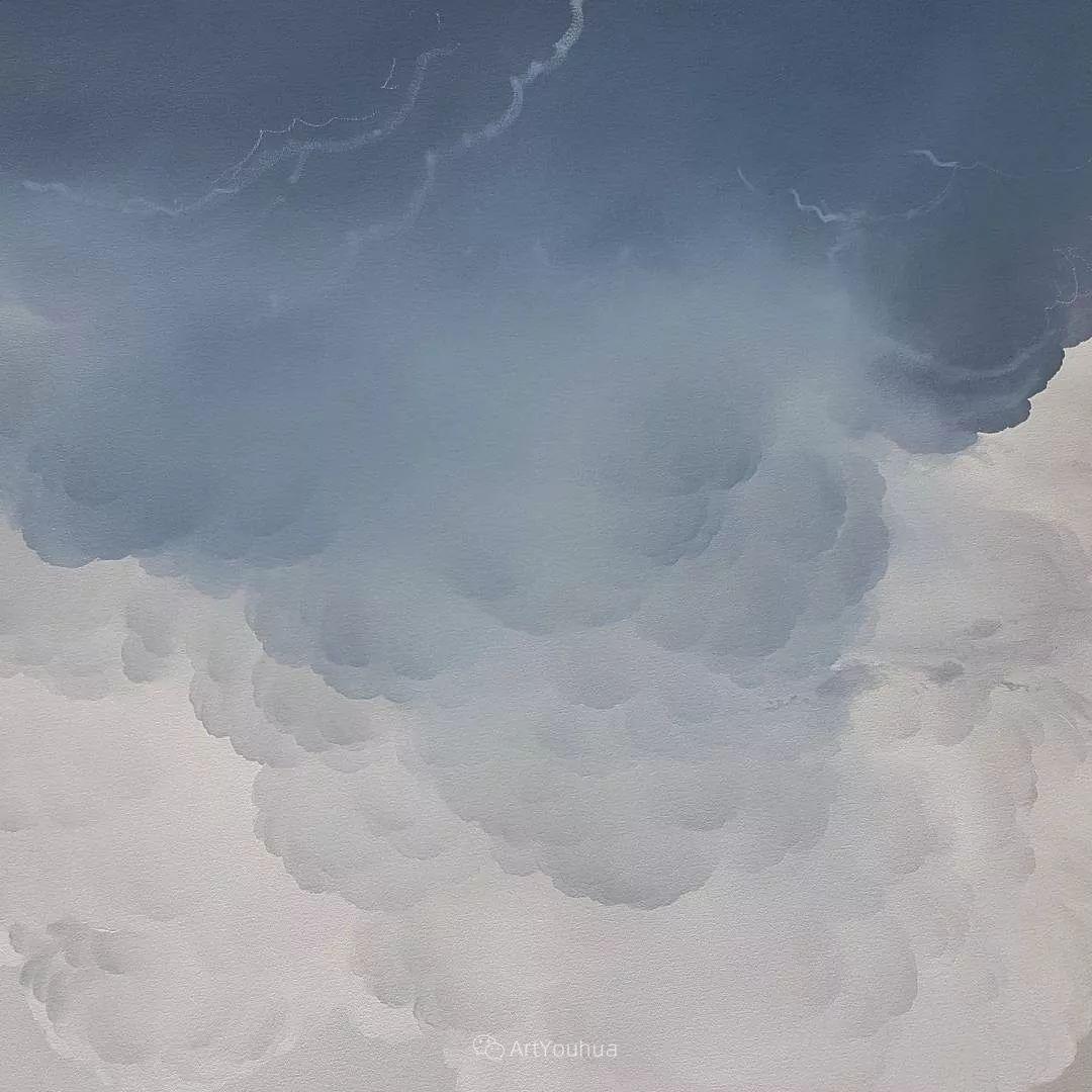 天空,是充满神秘的灵感,十年执着于画一朵云——伊恩·费舍尔插图49