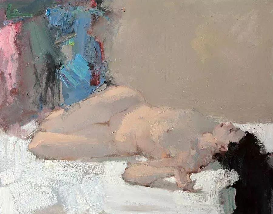 曾经休画15年,人体作品还是杠杠的,俄罗斯画家Slava Korolenkov插图9