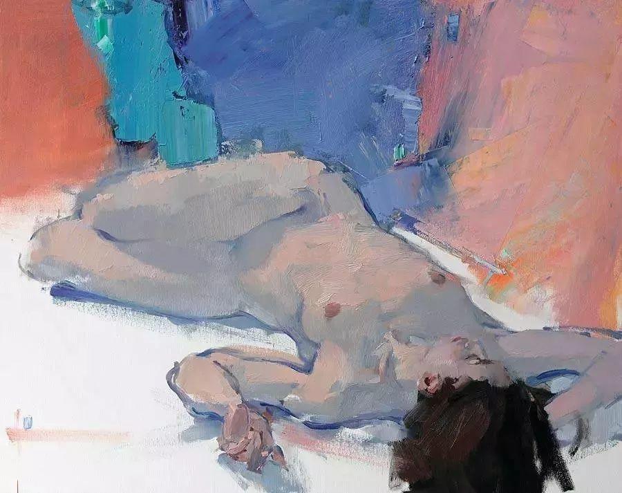 曾经休画15年,人体作品还是杠杠的,俄罗斯画家Slava Korolenkov插图12