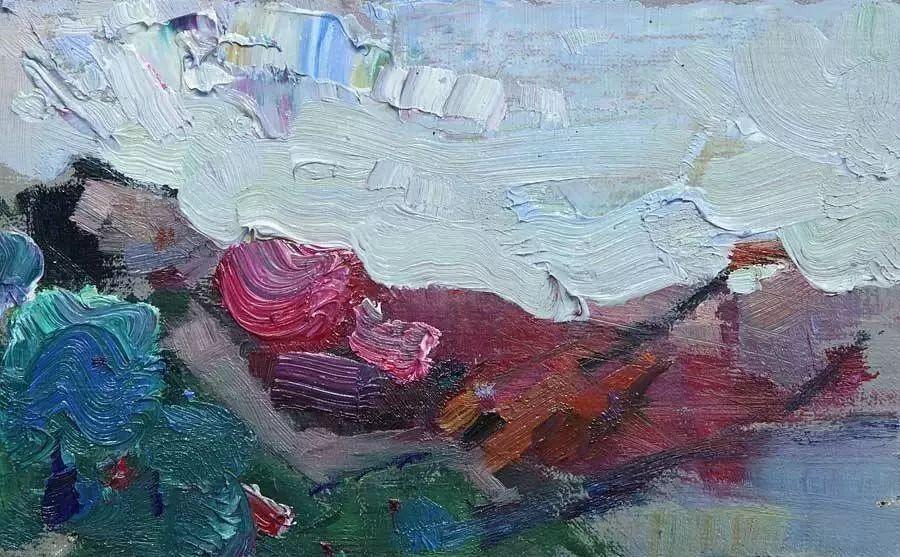 曾经休画15年,人体作品还是杠杠的,俄罗斯画家Slava Korolenkov插图17