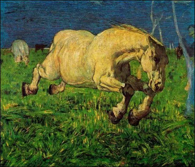 """英年早逝,从事艺术20年,被世人称为""""农民画家""""的Segantini插图3"""