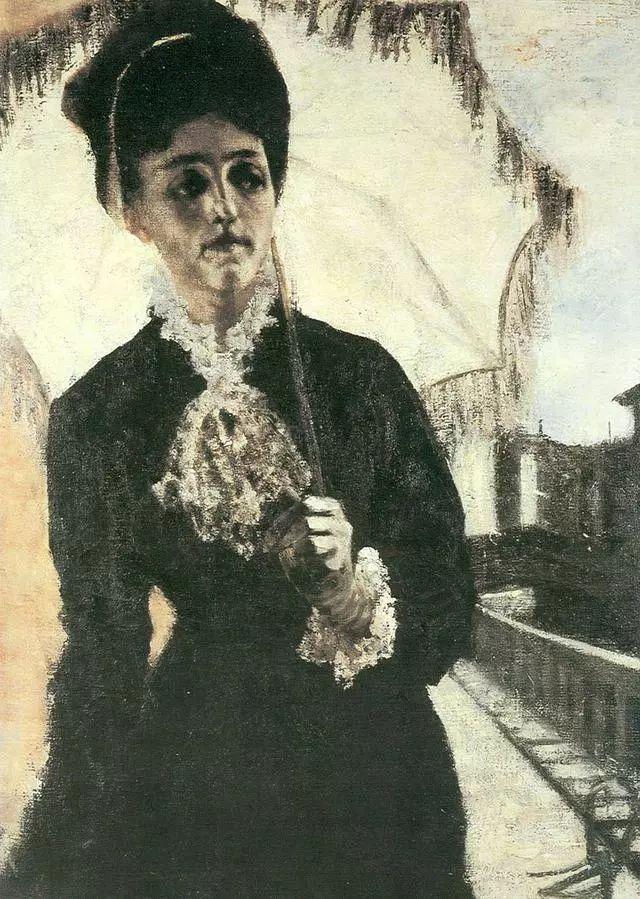 """英年早逝,从事艺术20年,被世人称为""""农民画家""""的Segantini插图7"""