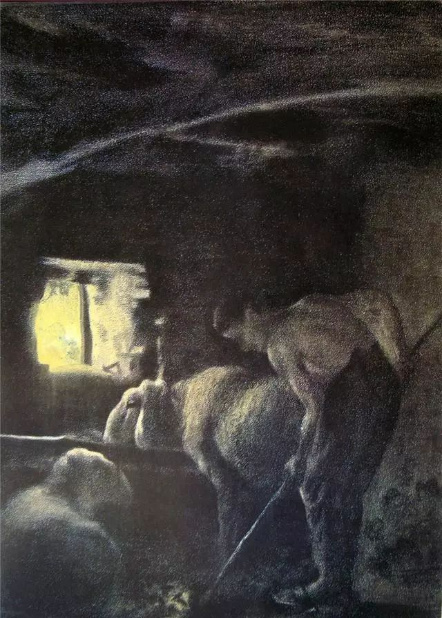 """英年早逝,从事艺术20年,被世人称为""""农民画家""""的Segantini插图16"""