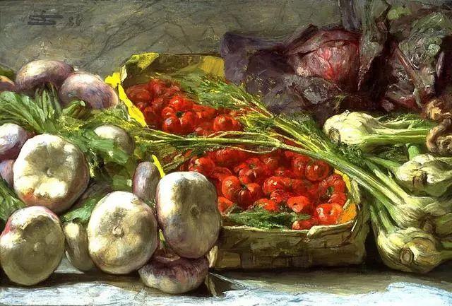 """英年早逝,从事艺术20年,被世人称为""""农民画家""""的Segantini插图22"""