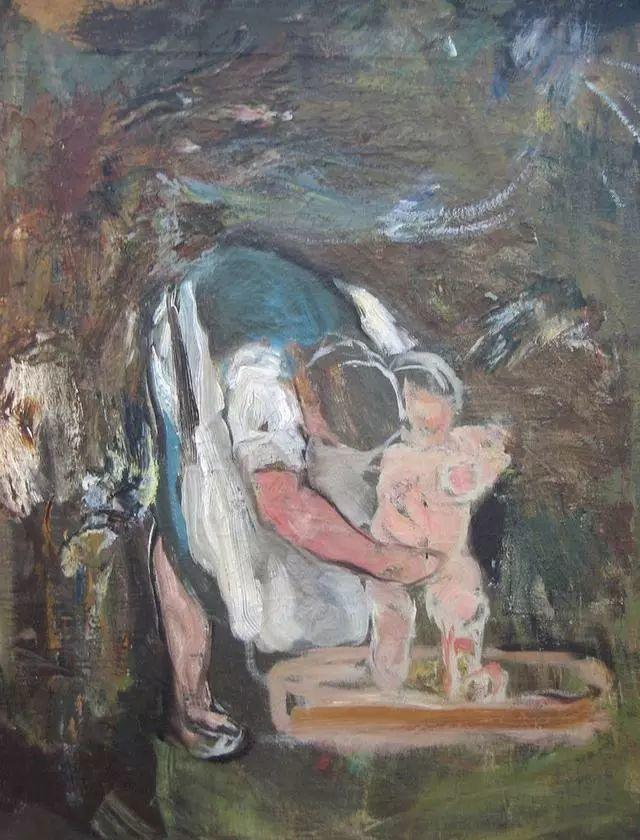 """英年早逝,从事艺术20年,被世人称为""""农民画家""""的Segantini插图26"""