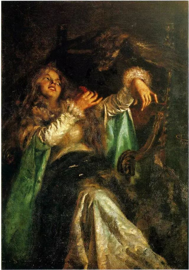 """英年早逝,从事艺术20年,被世人称为""""农民画家""""的Segantini插图30"""