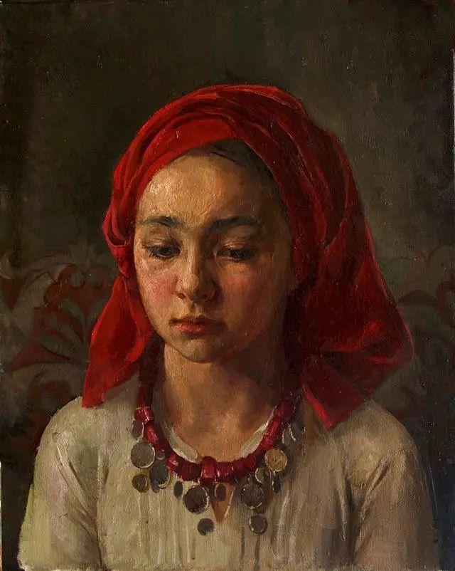 她笔下的孩子都这么美,俄罗斯女画家娜塔莎·米拉舍维奇插图23